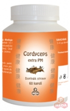 Cordyceps extra PM cps. 60