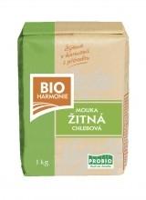 Chlebová mouka žitná BIO 1kg