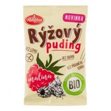 Pudink - Rýžový malinový Bio bezlep. 40g AMYLON