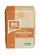 Mouka pšeničná chlebová 1kg BIO BIOHARMONIE