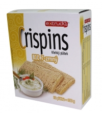 Crispins plátek 7-zrný 100g EXTRUDO