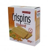 Crispins cizrnový,bez lepku Bio 100g EXTRUDO