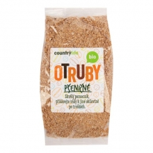 Otruby - Pšeničné Bio 300g COUNTRY LIFE