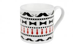 Gentleman - porcelánový hrnek 0,33 l