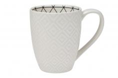 Mia - porcelánový hrnek 0,35 l