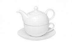 Filip - fine bone china tea for one