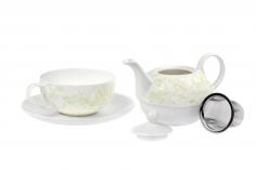 Julia – fine bone china tea for one
