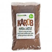 Karobový prášek světlý - Svatojánský chléb 500g BIO CL