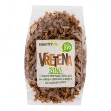 Těstoviny - Vřetena žitná Bio 400g COUNTRY LIFE