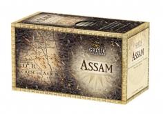 Černý čaj - Assam 40g n.s. GREŠÍK