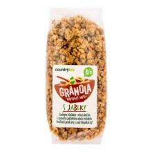 Granola - Jablko Bio 350g COUNTRY LIFE