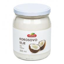 Olej - Kokosový dezodorizovaný 500ml PRIMAVIVA