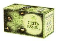 Zelený čaj -Green Jasmine - Čaje 4 světadílů 20 n.s. GREŠÍK