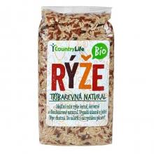 Rýže tříbarevná natural 500 g BIO COUNTRY LIFE