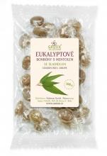 Bonbony-Eukalyptové  bez cukru 100g GREŠÍK