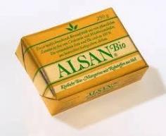 Máslo Alsan - BIO 250g