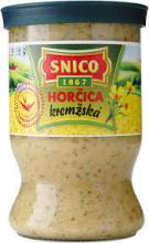 Hořčice kremžská Snico 180g, Sunfood