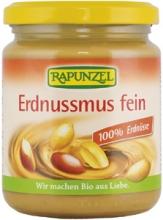 BIO 100% arašídová pasta RAPUNZEL 250 g