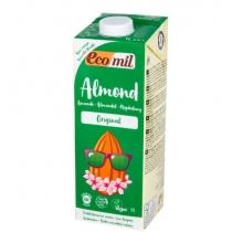 Nápoj - Sladké mandle Bio 1l ECOMIL