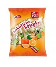 Křupky kukuřičné pomerančové 90g