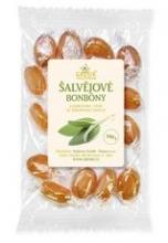 Šalvějové bylinné bonbony 100 g GREŠÍK
