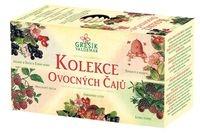 Kolekce Ovocných čajů 5x4 n. s. GREŠÍK