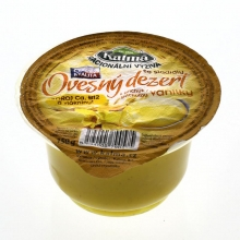 Ovesný dezert vanilkový 150g