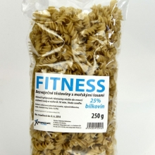 Těstoviny s mořskými řas - fitness 250g