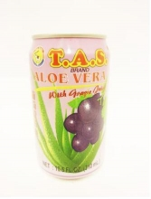 Aloe vera s dužinou hrozno 310ml