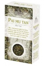 Bílý čaj - Pai Mu Tan - Čaje 4 světadílů 50 g GREŠÍK