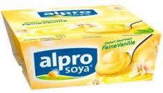 Dezert sojový vanilka Alpro soya 125g