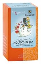 Čaj Raráškův - Koulovačka porc.SONNENTOR 40g
