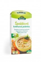 Špaldová krémová polévka (sypká směs) BIOLINIE 180g