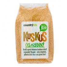 Kuskus - Celozrný Bio 500g COUNTRY LIFE