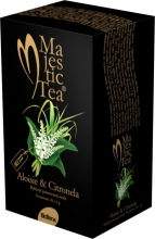Aloisie & citronela tea 40g  Biogenna Majesttic Tea