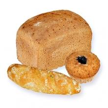 Kváskový chléb žitný celozrnný 500g CL