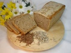 Kváskový chléb špaldový 400g