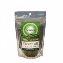 Směs bylinová - Devět sil Bio 120g CEREUS