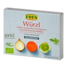 Bujon Wurzl zelen.kostky 66g BIO EDEN