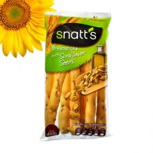 Snatt´s tyčinky se slunečnicovými semínky 62g