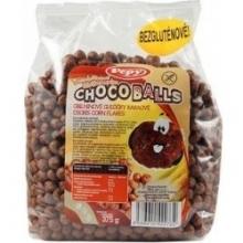 Kuličky - kakaové,bez lepku 375g VEPY