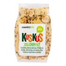 Kuskus - Zeleninový Bio 330g COUNTRY LIFE