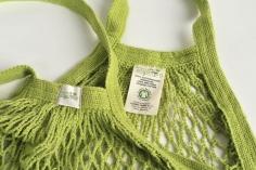 Síťovka z bio bavlny  více barev