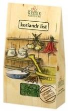 Koriandr list - Dobré koření 20 g GREŠÍK