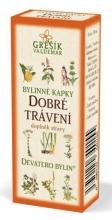 Dobré trávení - Devatero bylin 50 ml GREŠÍK
