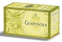 Zelený čaj - Gunpowder - Čaje 4 světadíků 20 n.s. GREŠÍK