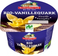 BIO vanilkový tvaroh BGL 150 g