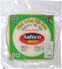 Papír rýžový 22cm 250g SAFOCO