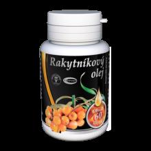 Rakytníkový olej - tobolky 60