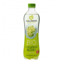 Limonáda - Černý bez Bio 500ml HOLLINGER